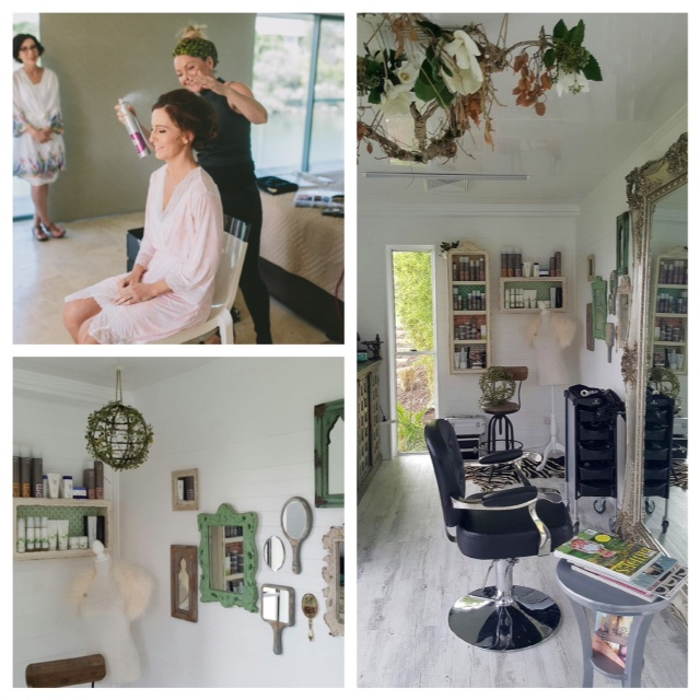Bridal Hair Noosa Maleny Montville