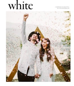 Featured in White Magazine